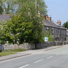Road to Holywell