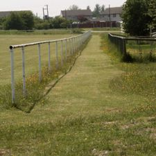Path next to Football Ground