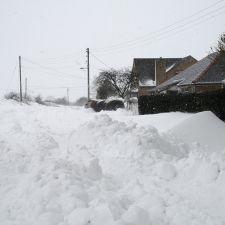 Snowbound Calcoed Saturday 23rd March 2013